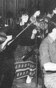 1985 April/Mai Konzertreise mit einem speziell zusammengestellten Jugendsinfonieorchester in Ungarn, der Tschechoslowakei, Polen, Bulgarien, der DDR und der Sowjetunion