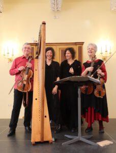Januar 2020 Konzert in Magdeburg, Projekt mit Musik für August den Starken