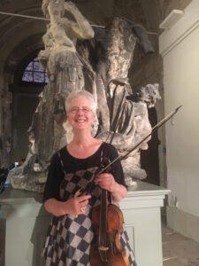 Juli 2020 Konzert Palais Großer Garten Dresden, Soloprogramm mit Werken von Westhoff, Pisendel und Bach, Foto Agterhuis