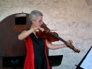 1993 Beginn der intensiveren Beschäftigung mit Viola und Viola d'amore