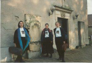 1994 Mitgründer der Chursächsischen Capelle Leipzig
