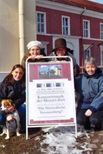 """""""Rheinsberger Hofkapelle"""" 2006 mit dem Ensemble """"Musicalische Versammlung"""""""