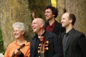 April 2011 Konzert mit Thomas Friedländer (Zink) im Seifersdorfer Tal bei Dresden (Foto: Klaudia Kröning)