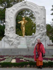 Herbst 2012 - Tour mit Beethoven Missa solemnis u.a. in Wien