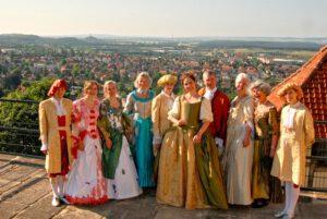 Juli 2013 - 1. selbstorganisierter Ludwig-Rudolf-Tag im Großen Schloss Blankenburg