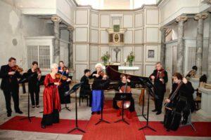 August 2014 - Konzert 'Fürsten-Musik' im Kloster Michaelstein