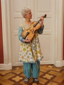 Mai 2015 - Konzert im Wasserpalais Pillnitz mit Tenorbratsche von Amati