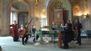 Mai 2016 - Fürsten-Musik, Konzert mit Musik von Furchheim und Krieger, Festsaal Heidecksburg Rudolstadt, Foto Helmut Schwela