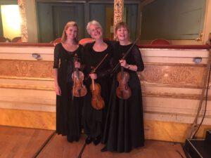 Juni 2017 - Meine (zweite) Geigengruppe