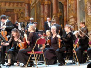 Oktober 2018 Berlioz in Versailles mit Orchestre revolutionnaire et romatique, Foto Klaus Voigt