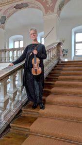 März 2019 Kloster Irsee, Musik von Meinrad Spieß mit studio XVII augsburg und Aurelius Sängerknaben Calw, Foto Klaus Voigt
