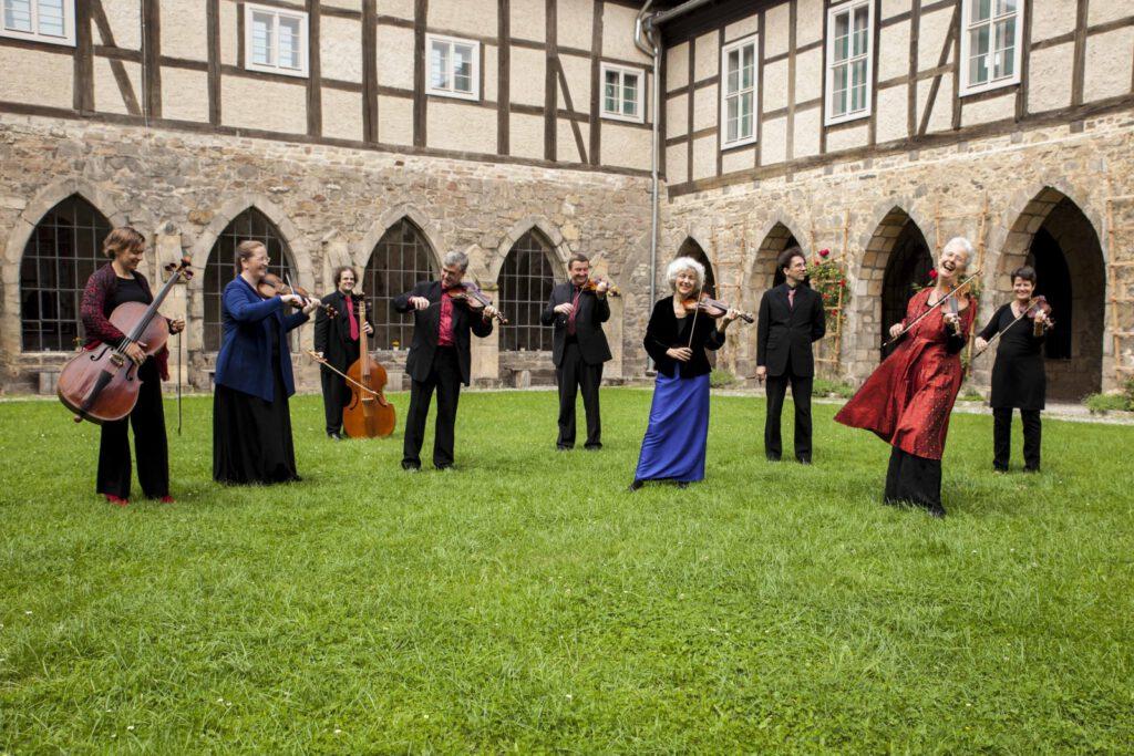 Fürsten-Musik - CD Ernst Concerti, Fotostudio Gutsche