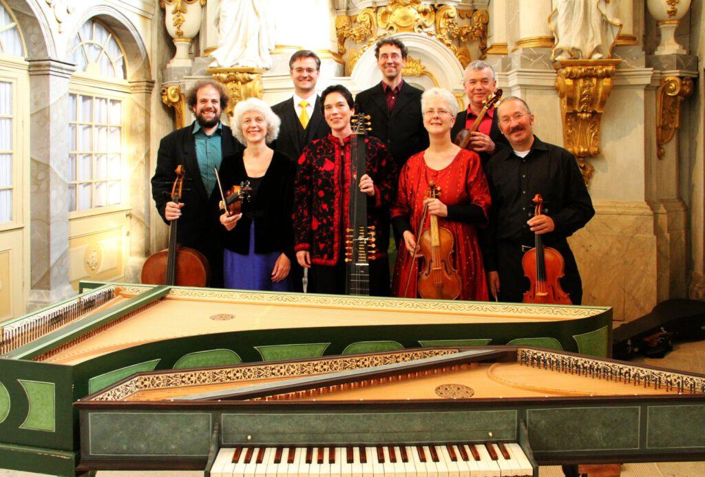 Ensemble Fürsten-Musik, Foto Hartmut Schütz
